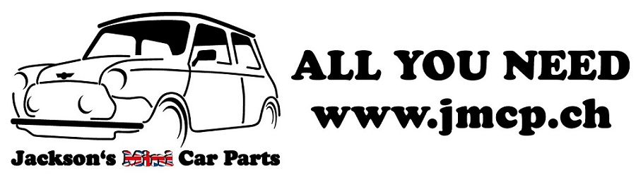 Jackson's Mini Car Parts-Logo